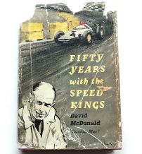 FIFTY YEARS WITH THE SPEED KINGS  (Dunlop Mac 1961)